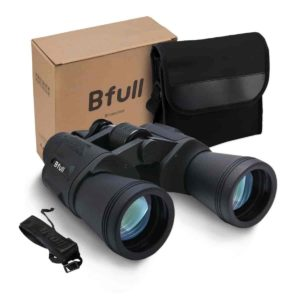 Bfull 12x50 Waterproof Folding Binoculars