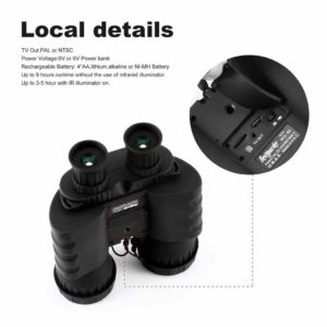 FHD SGODDE Digital Camera Binoculars Review