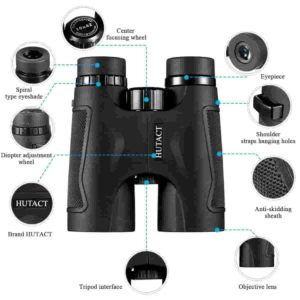 Hutact HTK-68 Binoculars Ultra HD 10x42 Review