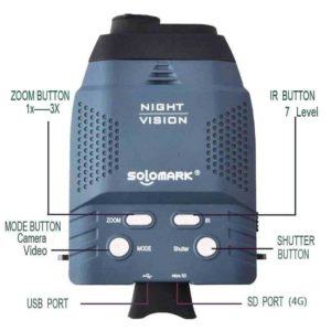 Solomark Digital Night Vision Monocular Review