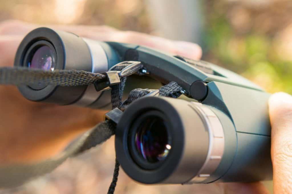 Zoom Binoculars neck strap